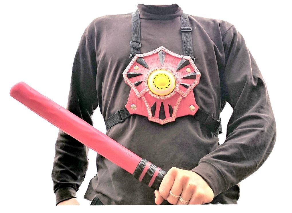 Amazon.com: WhomBatz Ninja TAG Gaming Set - Score-Keeping ...
