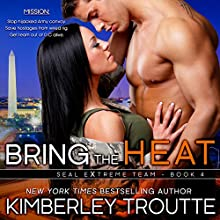 Bring the Heat Audiobook by Kimberley Troutte Narrated by Noah Michael Levine