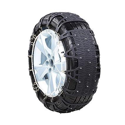 Cadena de Nieve - tendón de Engrosamiento de la Cadena de Nieve del neumático del automóvil TPU ...