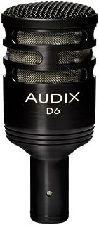Audix D6 Dynamic