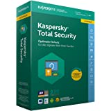 Kaspersky Total Security 2018 Upgrade | 3 Geräte | 1 Jahr | Windows/Mac/Android | Download