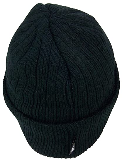 668f4a79dfa2d Best Winter Hats 3M 40 Gram Thinsulate Insulated Cuffed Knit Beanie (One  Size) - Black at Amazon Men s Clothing store  Girls Stocking Caps Thinsulate