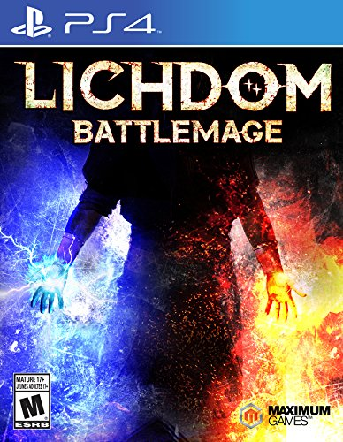 LICHDOM BATTLEMAGE - PS4
