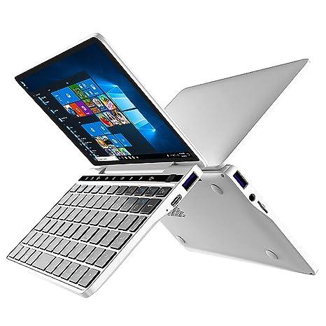 GPD Pocket 2 [2019 HW Update-CPU Intel m3-8100Y] 7 Inches Touch Screen Mini Laptop UMPC Tablet PC Windows 10 System lntel HD Graphics 615 8GB RAM/128G ...