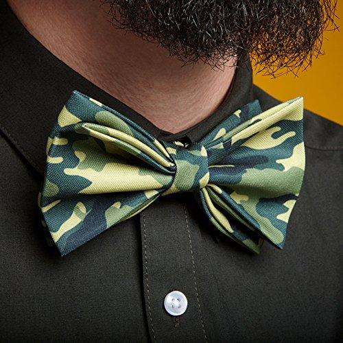 mejor selección bonito diseño buen servicio Pajaritas Originales - Camuflaje militar: Amazon.es: Handmade