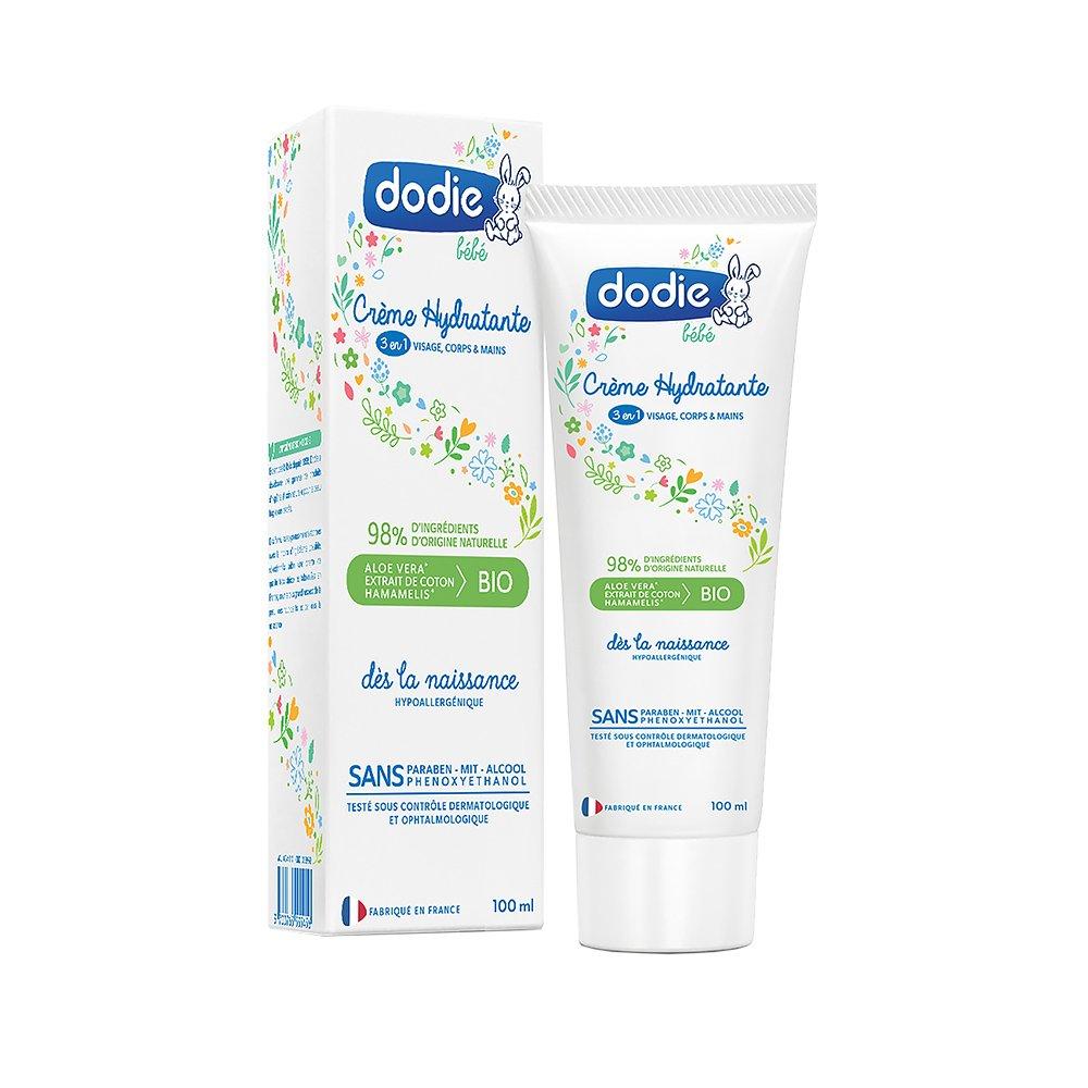 DODIE Crème hydratante 3en1 - tube+étui 100ml LABQX 2602300