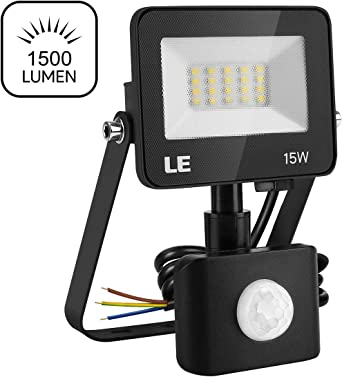 Ultra-thin 500W Cool White LED Floodlight Outdoor Garden Security Light IP65 UK
