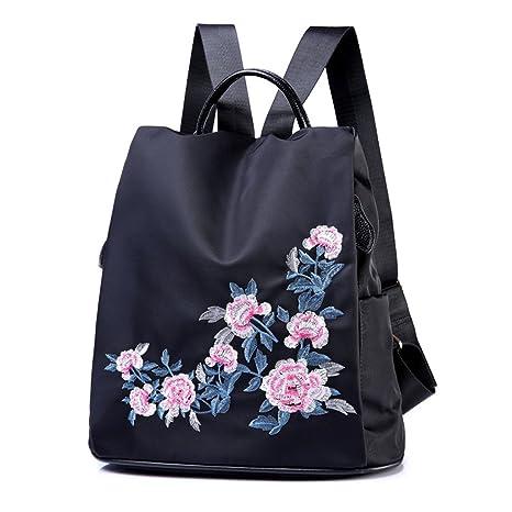 Mochila para niñas, mochila para mujer Miss. Mochilas escolares de viaje, mochilas de