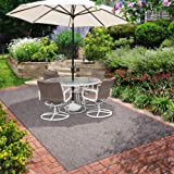 House, Home and More Indoor Outdoor Carpet with