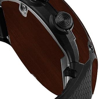 Amazon.com: Skinomi Dark Wood Full Body Skin Compatible with ...