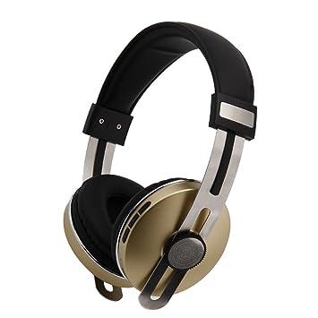 Yigenet V4.0 auriculares Bluetooth Over-Ear, auriculares inalámbricos estéreo de alta fidelidad