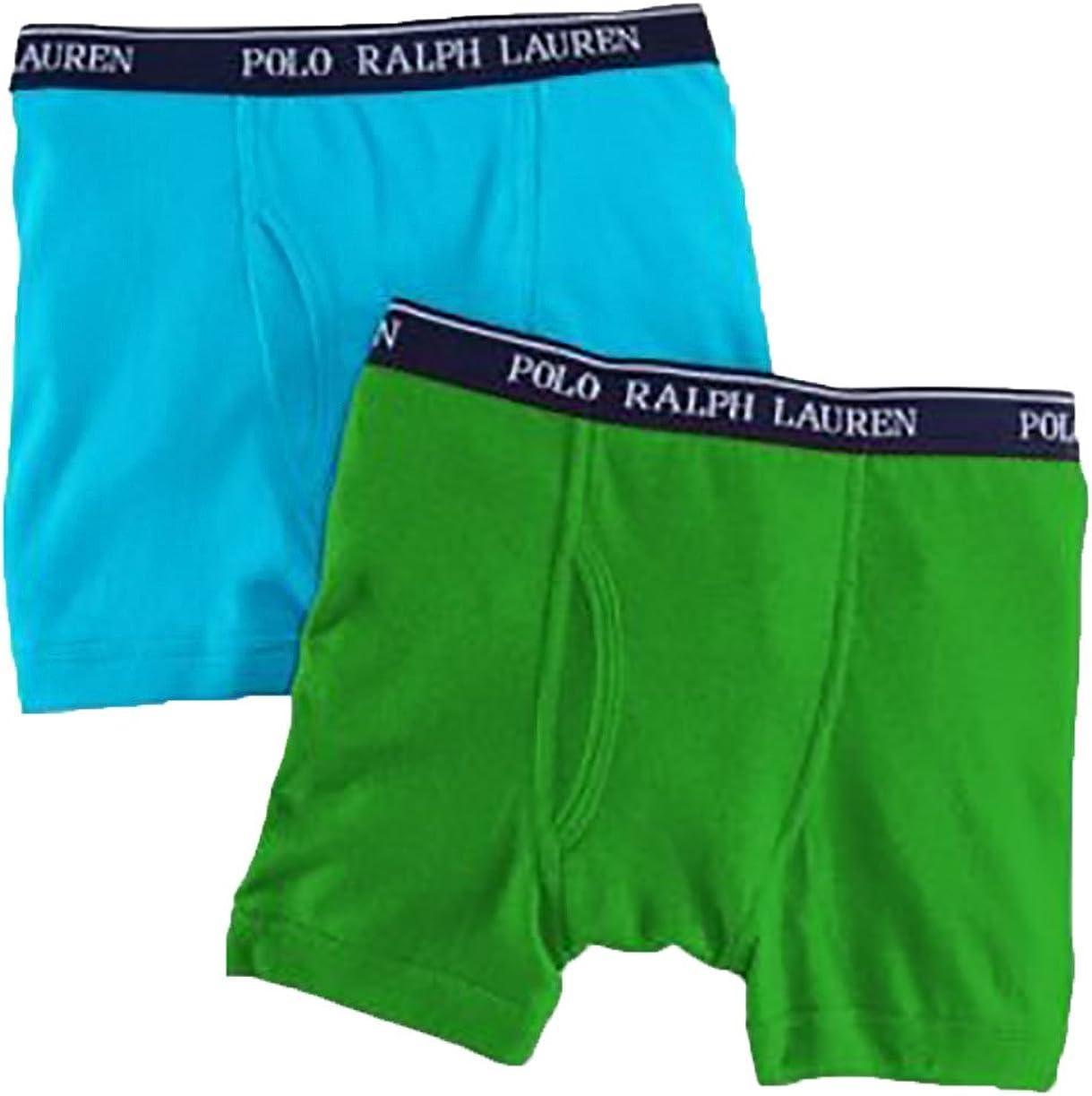 Ralph Lauren Polo Calzoncillos Tipo bóxer para niños (2 Unidades ...