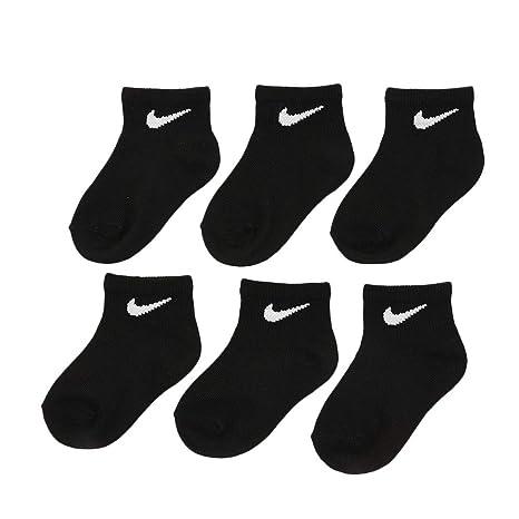 Sock Size Nike Young Athletes Kids 3-Pack Crew Socks 7C-10C//4-5