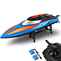 Deals on Gizmovine RC Boat Pool Toys (20MPH+) Remote Control Boat