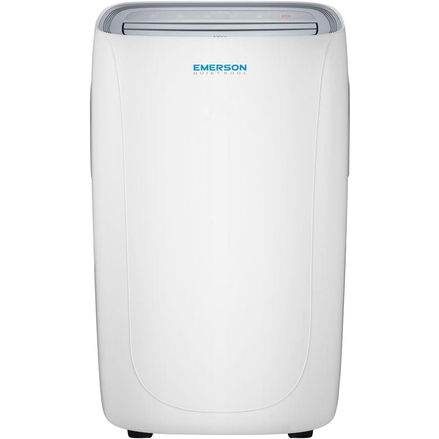 Emerson Quiet Kool EAPC12RD1 Portable Air Conditioner with Remote Control for Rooms up to 250-Sq. Ft.