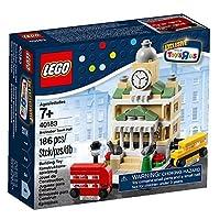 Lego, juego exclusivo de Bricktober 2014, Ayuntamiento # 4/4 (40183)