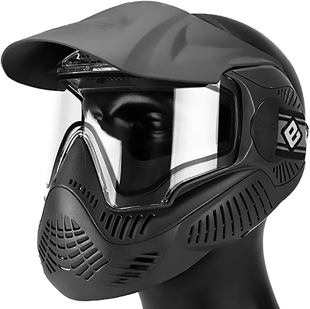 Marpat Valken Paintball MI-7 Goggle//Mask with Dual Pane Thermal Lens