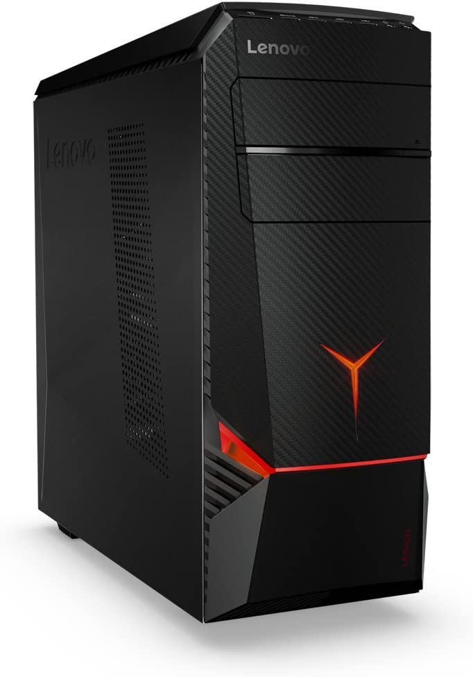 Lenovo Legion Y720T 3.6GHz i7-7700 Torre Negro PC - Ordenador de sobremesa (3,6 GHz, 7ª Generación de procesadores Intel® Core™ i7, 16 GB, 2016 GB, DVD±RW, Windows 10 Home)