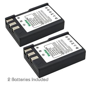 Amazon.com: Kastar Batería (2-Pack) para Nikon EN-EL9, EN ...
