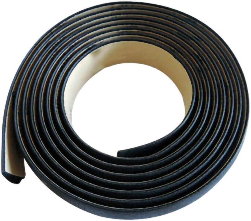 Ggaggaa 1 pc 5 m bande de joint de voiture joint en caoutchouc garniture pare-brise de voiture toit ouvrant bande de protection contre les intemp/éries