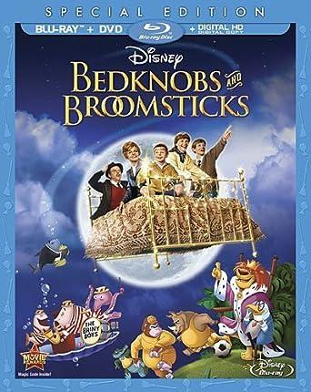 Amazon Com Bedknobs Broomsticks Blu Ray By Walt Disney Studios