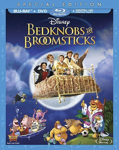 Bedknobs & Broomsticks [Blu-ray] by Walt Disney Studios