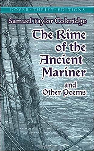 731e8202e1a0b6 Buy The Rime of the Ancient Mariner (Dover Thrift Editions) Book ...