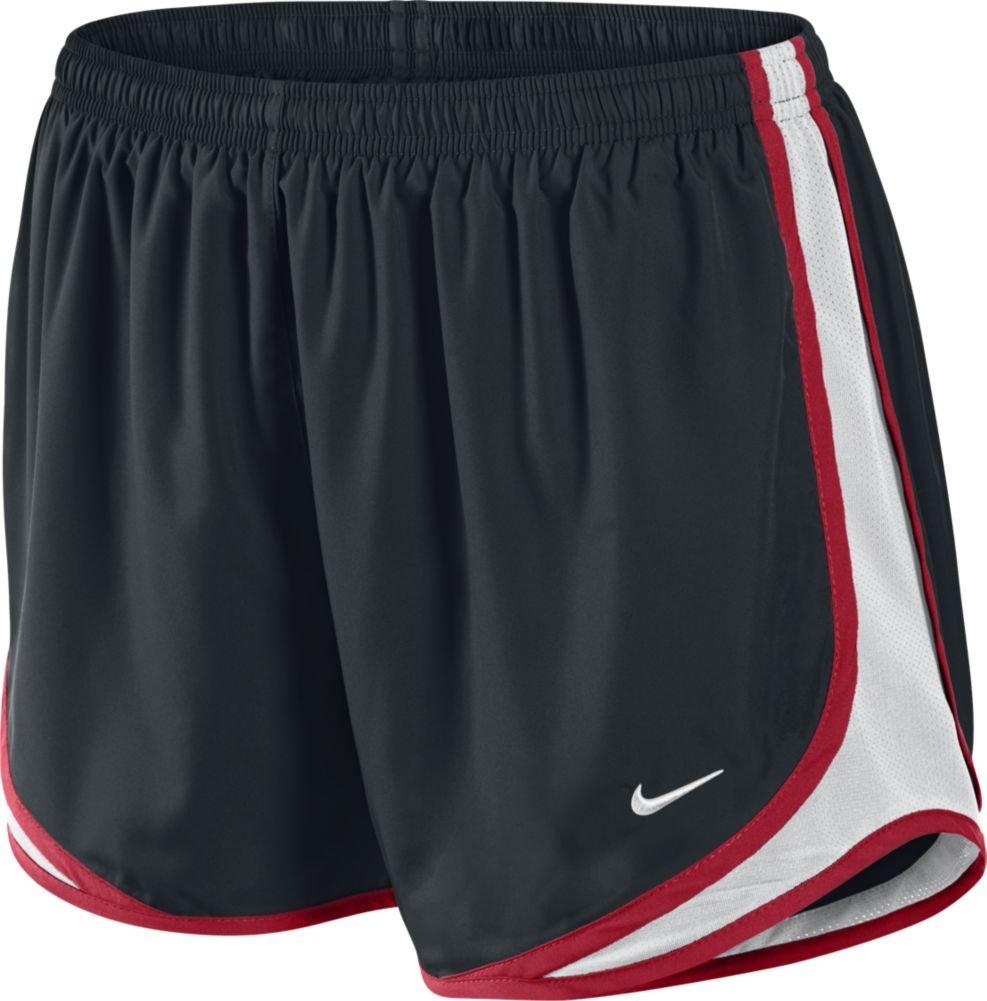 Nike Tempo Track Shorts Black/Red