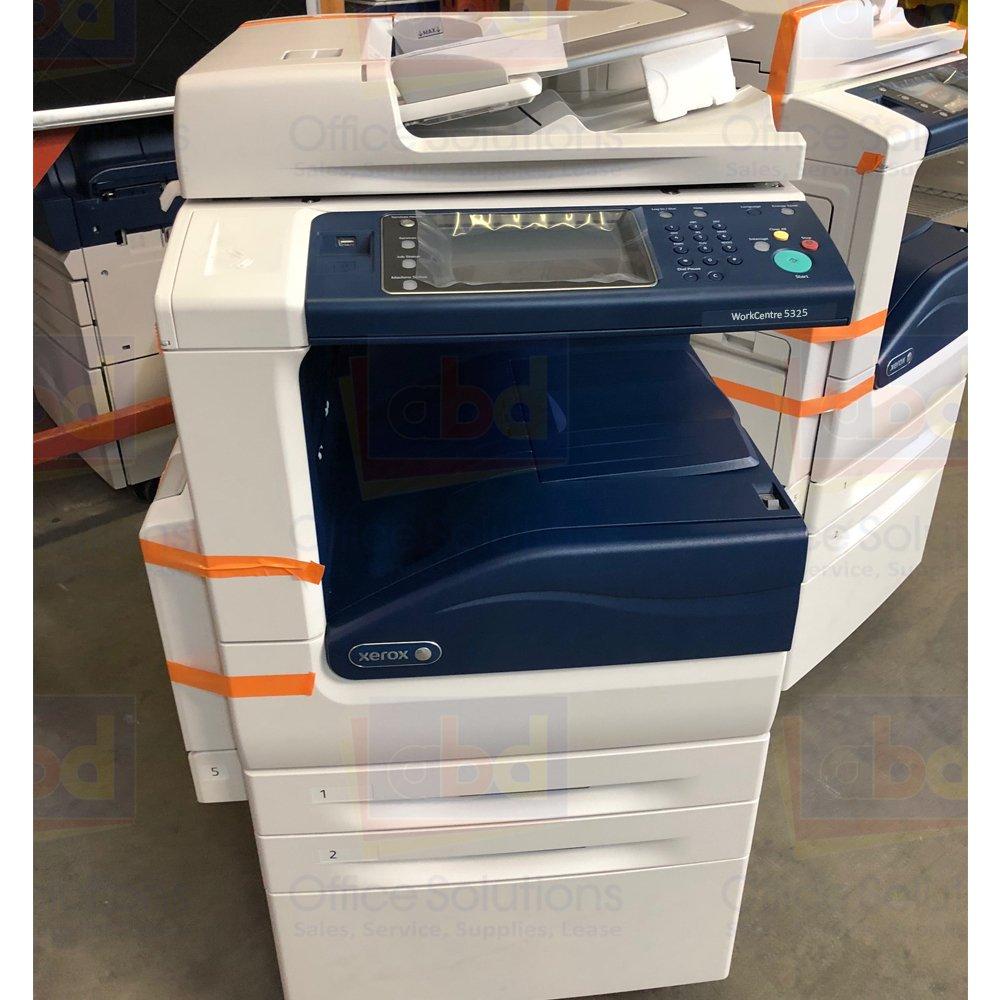 Amazon.com: Refurbished Xerox WorkCentre 5325 monocromo ...