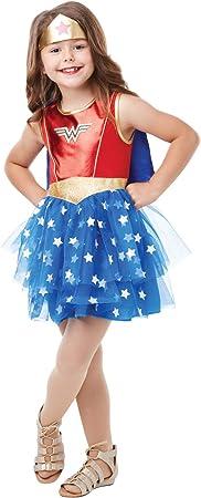 Rubies 300069 5-6 - Disfraz de niña, multicolor: Amazon.es ...