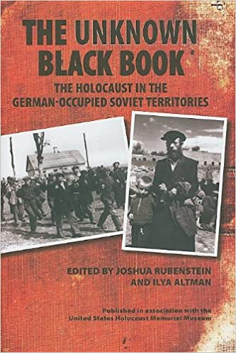 Descargar libros de cuenta gratis The Unknown Black Book: The Holocaust in the German-Occupied Soviet Territories PDF PDB