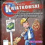 Die verschwundenen Rollschuhe (Ein Fall für Kwiatkowski) | Jürgen Banscherus