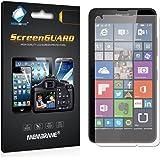 3 x Membrane Protector de Pantalla para Microsoft Lumia 640 (Dual Sim / LTE) - Transparente, Embalaje y accesorios