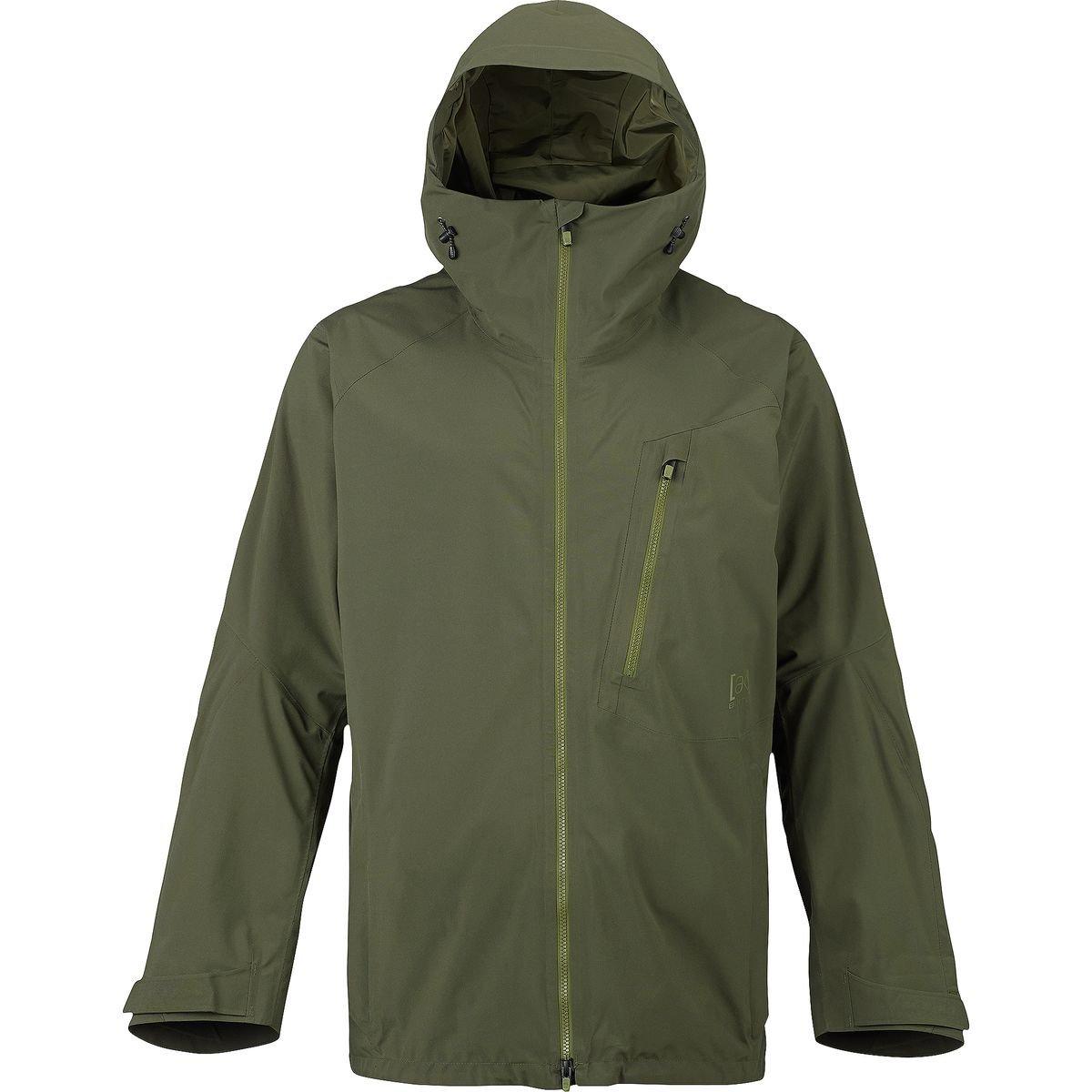 (バートン) Burton AK 2L Cyclic Gore-Tex Jacket メンズ ジャケットForest Night [並行輸入品] B076WNQDSH  Forest Night 日本サイズ L (US M)