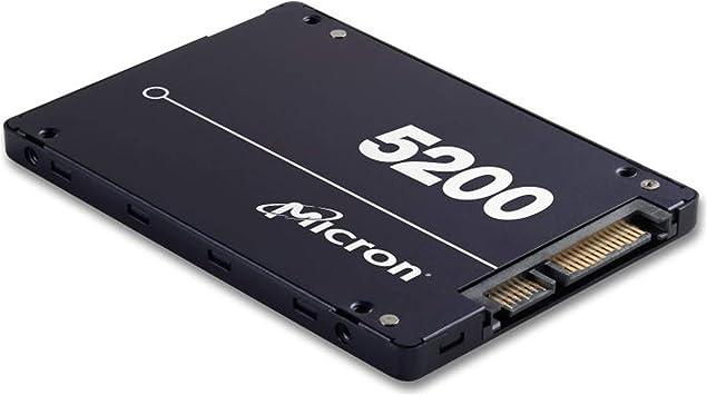 Micron SSD 2,5 960 GB 5200 MAX enterp.: Micron: Amazon.es ...