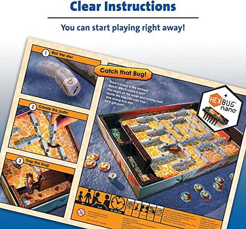 Bugs in the Kitchen – Children's Board Game, Standard