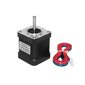 Motor de impresora 3D 17HS8401S 4 cables Nema 17 motor paso a paso ...
