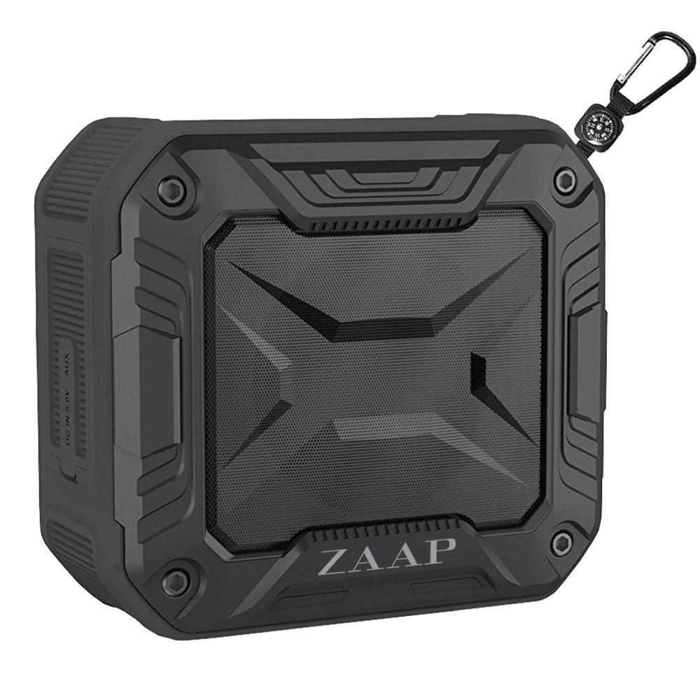 ZAAP(USA) ® Aqua Boom Waterproof/Shockproof Bluetooth Wireless Speaker
