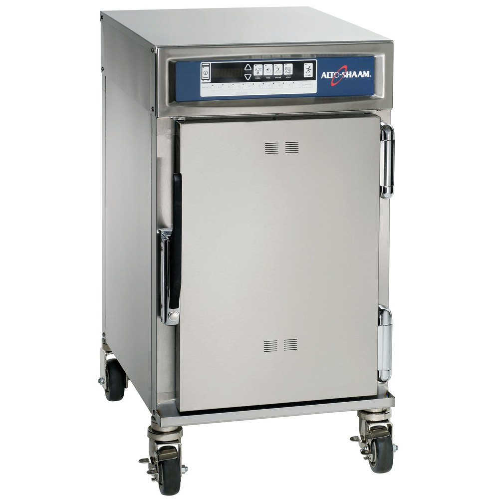 Alto-Shaam 500 TH III Cook and Hold Oven with Deluxe Controls - Mobile, Holds 4 Food Pans