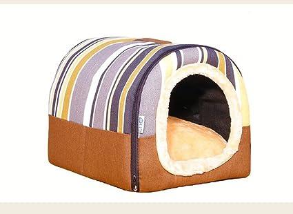 Nido De Criadero De Gatos para Estera Extraíble Y Lavable De Doble Uso para Mascota,