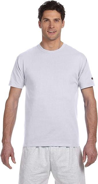 Men/'s Champion S 3XL Cotton Tshirt T425