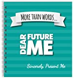 Letters to My Future Self: My Life Story So Far Journal - Scrapbook. Write Now. Paste Photos. - Memory Book Childhood…