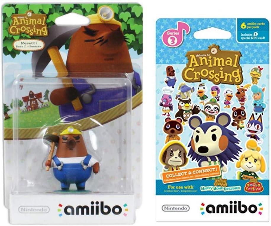 Amazon.com: Mr Resetti Amiibo (Animal Crossing Series) for ...