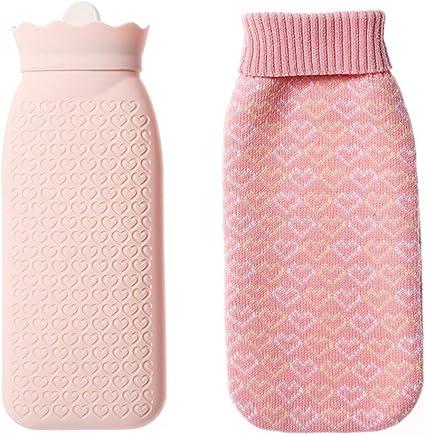 Amazon.com: Botella de calefacción de microondas de silicona ...