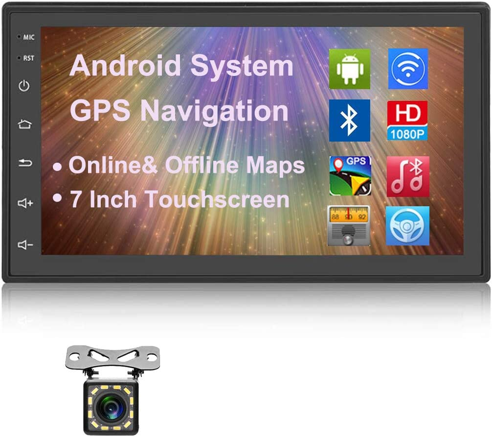 Vehicle GPS Electronics FM Radio Bluetooth Hands-free Call Android ...