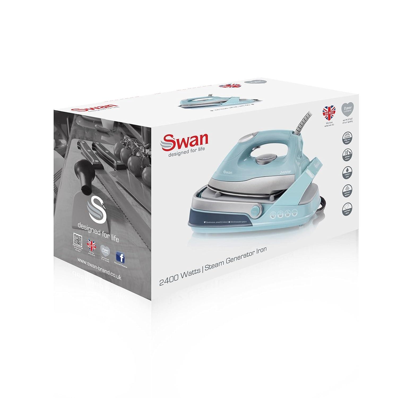 Swan pact Steam Generator Vertical Steam Function 2400W Blue