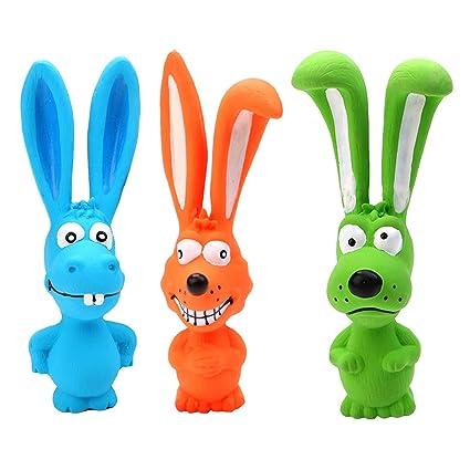Amazon com: UJuly Rabbit Squeeze Toys Pet, Anti-Anxiety