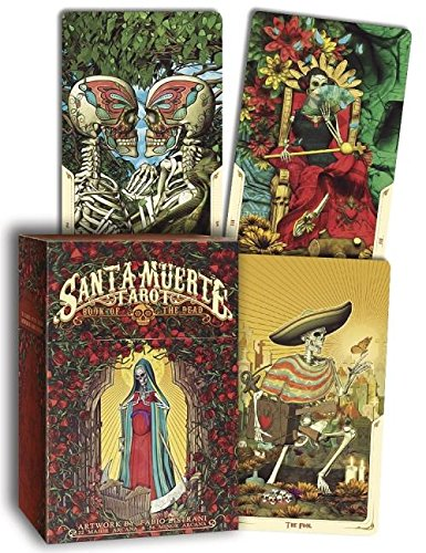 Top 9 best santa muerte tarot book