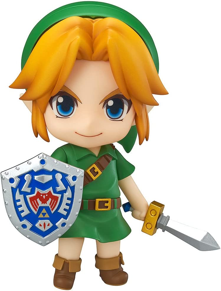 Link Majora/'s Mask 3D Ver. Good Smile Company Nendoroid The Legend of Zelda