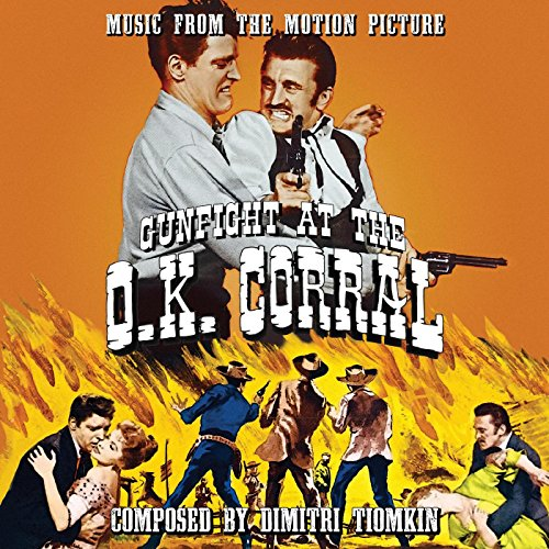 Gunfight at the O.K. Corral (feat. Frankie Laine) (Dimitri Tiomkin Gunfight At The Ok Corral)